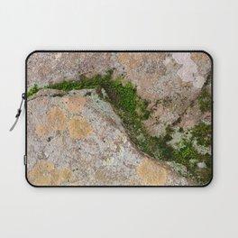 Yin Yang Moss Stone Laptop Sleeve