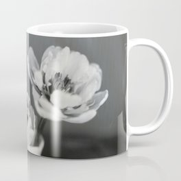 Tulip Bloom Tintype Coffee Mug