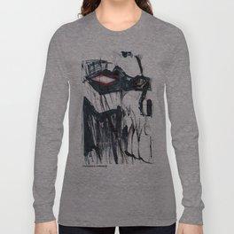 Futuristic Cyborg 3 Long Sleeve T-shirt