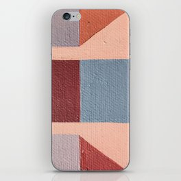 tuck iPhone Skin
