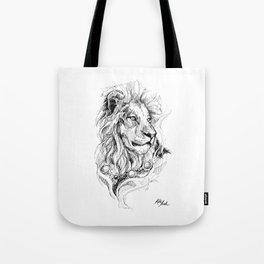 Zodiac: Leo Tote Bag