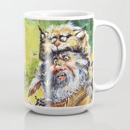Bugged Mountain Man Coffee Mug