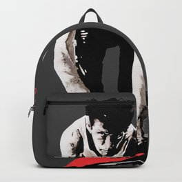 You better do it from the heart! Backpack