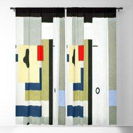 Albert Swinden Untitled Blackout Curtain