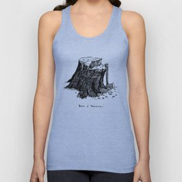 Birth of Pinocchio Unisex Tank Top