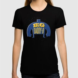 Mens Funny Dad Gym product - Big Daddy Gift - New Dad T-shirt