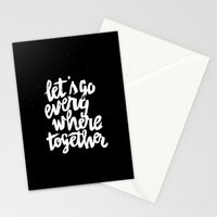 Everywhere Stationery Cards