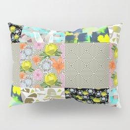 Patterns Pillow Sham