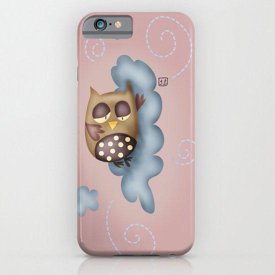 Owl iPhone & iPod Case