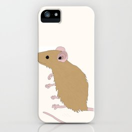 Modest Mouse iPhone Case