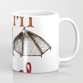 BAT - Dont kill my vibes Coffee Mug