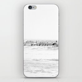 old surf iPhone Skin