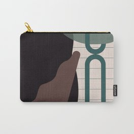 // Shape study #26 Carry-All Pouch