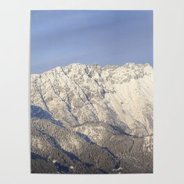 Majestic Mountains Poster