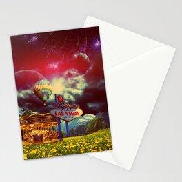 The Las Vegas Dream Stationery Cards