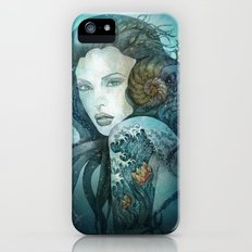 From the deep blue iPhone (5, 5s) Slim Case