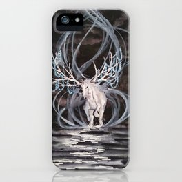 The Sacred Horse of Time iPhone Case