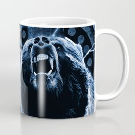 CHIEF CHARGING BEAR Coffee Mug