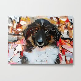 Can I Be Your Good Boy Metal Print
