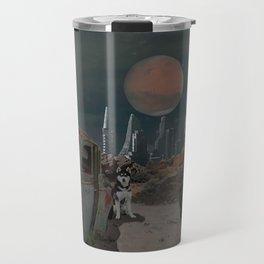 Space Apocalypse Design Travel Mug