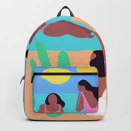 Fruity Beach Backpack