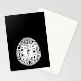 Oyasumi Tamagotchi Stationery Cards
