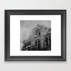 Urbex  Framed Art Print