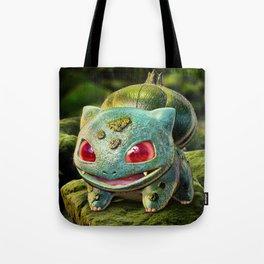 Realistic Bulbasour Tote Bag