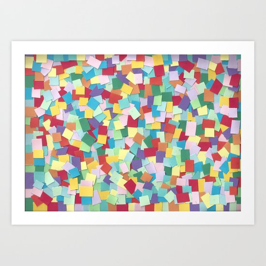 Mosaic 1 Art Print