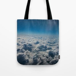 Heavenly Ocean Tote Bag