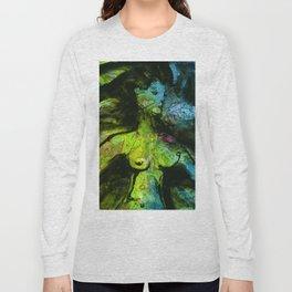 Goddess Art Dance by Kathy Morton Stanion Long Sleeve T-shirt