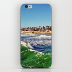 Surf Air iPhone & iPod Skin