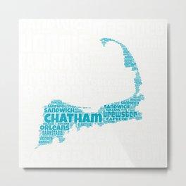 Chatham Metal Print