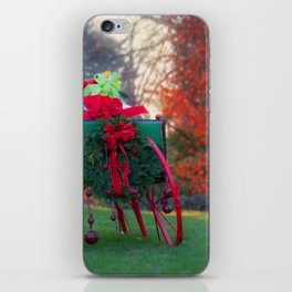 Christmas At Warrenton iPhone Skin