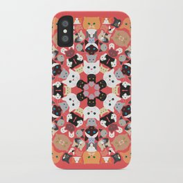 Catleidoscope iPhone Case
