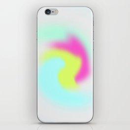 simple science iPhone Skin