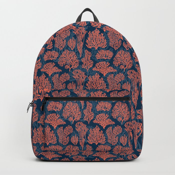 Layered Corals Backpack