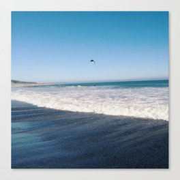 Wind Surfer Canvas Print