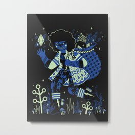 Cosmic Thief Metal Print