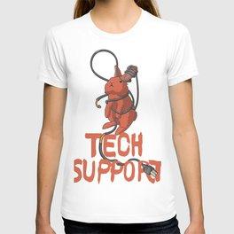 Bunny Tech Support T-shirt
