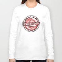 volkswagen Long Sleeve T-shirts featuring Volkswagen  by Barbo's Art
