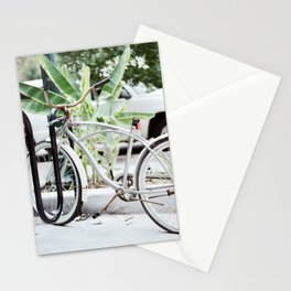 Flat Tire Stationery Cards