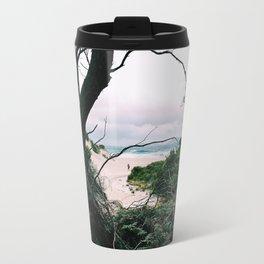 Ocean View, Squeaky Beach, Victoria, Australia Travel Mug