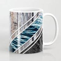 Striped Materials of Nature II Mug
