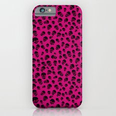 Death Lepard Pink iPhone 6s Slim Case