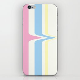 VINTAGE STRIPES iPhone Skin