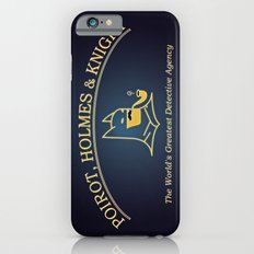 Great Detectives Slim Case iPhone 6s