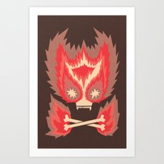 Soultaker Art Print
