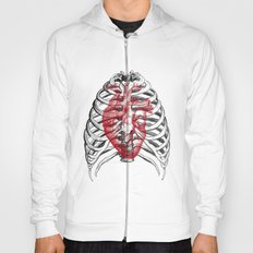 Heart Bones Hoody