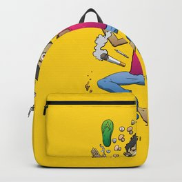 High As Fuck Backpack